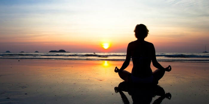 Meditation is beneficial for both your spiritual life and your mental well-being.