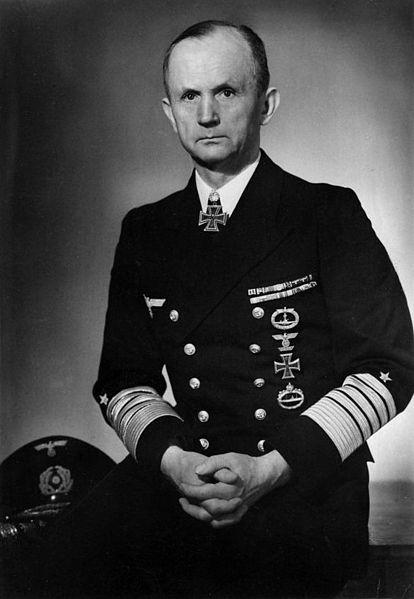 Admiral Karl Donitz