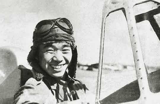 Saburo Sakai in 1949