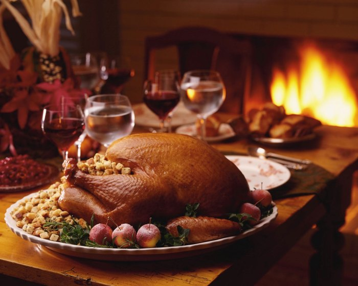 Make sure you make your Thanksgiving dinner memorable through meaningful interaction!