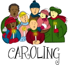 Caroling can be a fun activity, but safety should be the number one concern! Image source: Cokesbury United Methodist Church