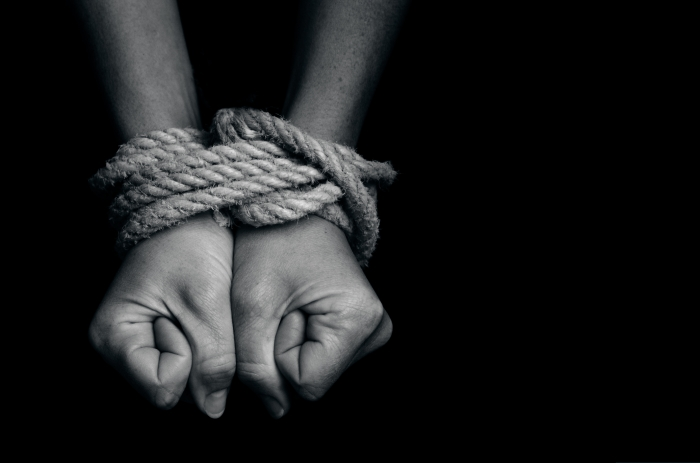 Human trafficking is a pressing issue in today's society. Fortunately, there are organizations such as We Are Cherished which bring such matter to light.  Image source: One Europe