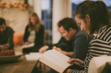Bible study groups help foster knowledge of the Bible and also aid in strengthening one's faith. | Image source: Lifeway.com